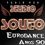 Logo da emissora Rádio Studio Souto - Eurodance 90s