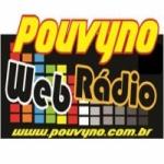 Logo da emissora Pouvyno Web Rádio