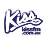 Logo da emissora Radio Kiss FM 87.6 FM