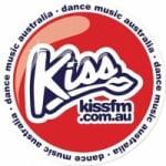 Logo da emissora Radio Kiss 87.6 FM