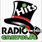 Logo da emissora Rádio Cartola Hits