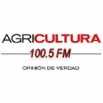 Logo da emissora Radio Agricultura 100.5 FM
