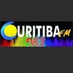 Logo da emissora Rádio Curitiba 98.3 FM