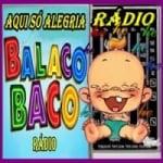 Logo da emissora Rádio Balacobaco