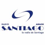 Logo da emissora Radio Santiago Señal Orquestrada