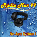 Logo da emissora Rádio Max 99