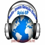 Logo da emissora Jovens Geração Eleita