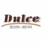 Logo da emissora Radio Dulce 95.3 FM