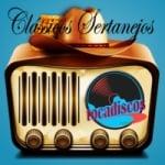 Logo da emissora Clássicos Sertanejos