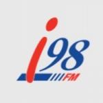 Logo da emissora Radio I 98 FM