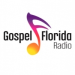 Logo da emissora Gospel Florida Radio