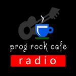 Logo da emissora Prog Rock Cafe Radio