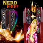 Logo da emissora Rádio Nerd Host
