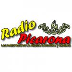 Logo da emissora Radio Picarona 104.7 FM
