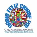 Logo da emissora Rádio Feliz Cidade FM