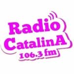 Logo da emissora Radio Catalina 106.3 FM