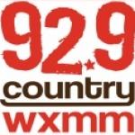 Logo da emissora WXMM Max 92.9 FM