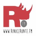 Logo da emissora Radio Rinoceronte FM