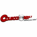 Logo da emissora Radio Colección 95.7 FM