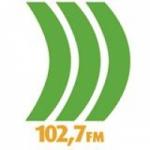 Logo da emissora Rádio Brasil Atual Noroeste 102.7 FM