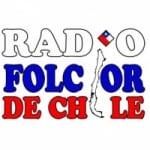 Logo da emissora Radio Folclor De Chile