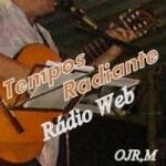 Logo da emissora Tempos Radiante