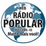 Logo da emissora Web Rádio Popular