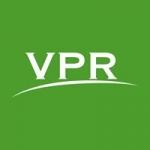 Logo da emissora WVPS 107.9 FM
