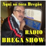 Logo da emissora Rádio Brega Show