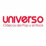 Logo da emissora Radio Universo 96.7 FM