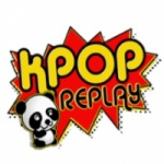 Logo da emissora Radio Kpop Replay