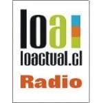 Logo da emissora Loactual Radio