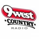 Logo da emissora Rádio 9 West