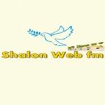 Logo da emissora Shalom Web FM