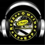 Logo da emissora Rádio A Magia