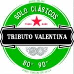 Logo da emissora Radio Tributo Valentina