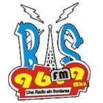 Logo da emissora Radio Bis 96.9 FM