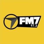 Logo da emissora Radio Siete Rock 97.3 FM