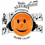 Logo da emissora Radio Alegria del Transporte 90.7 FM