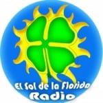 Logo da emissora Radio El Sol de La Florida 107.3 FM
