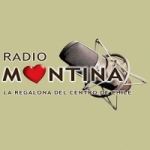 Logo da emissora Radio Montina 103.9 FM