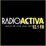Logo da emissora Radio Activa 92.1 FM