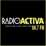 Logo da emissora Radio Activa 88.7 FM