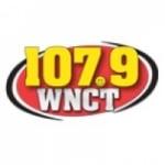 Logo da emissora WNCT 107.9 FM