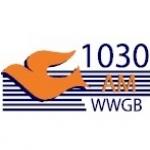 Logo da emissora Radio WWGB Poder 1030 AM