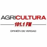Logo da emissora Radio Agricultura 101.1 FM