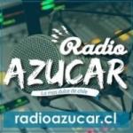 Logo da emissora Radio Azúkar 96.7 FM