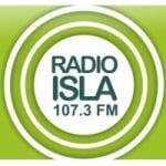 Logo da emissora Radio Isla 107.3 FM
