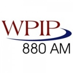 Logo da emissora WPIP 880 AM