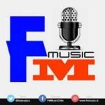 Logo da emissora Radio Music 106.3 FM